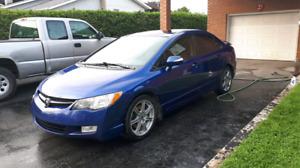 Acura csx type s 2008
