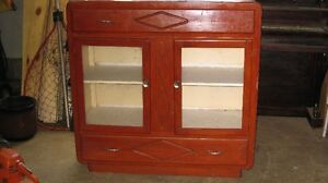 Cabinet - two door and 1 drawer
