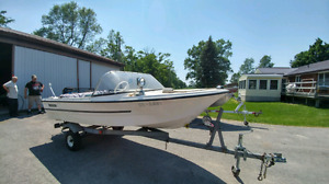 JUST IN TIME FOR THE LONG WEEKEND - 1978 Sun Ray Boat