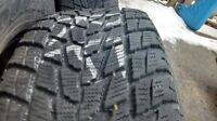 245/65R17 - 4 TOYO OPEN COUNTRY