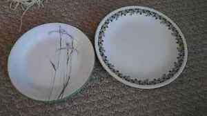 Correlle Dishes