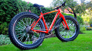SPECIALIZED FATBOY NEW. * LIVE VIDEO *