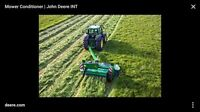 LOOKING FOR A 540 PTO MOWER CONDITIONER