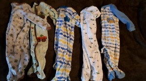 Boys 9 month sleepers $10/picture