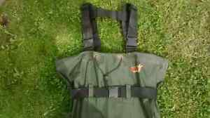 Chestwaders - Size 11 Kitchener / Waterloo Kitchener Area image 2