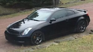 *reduced* G35 never winter driven