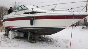 Project boat going cheap!