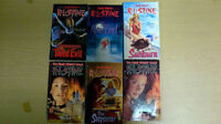 Lot #4 - Teenager's Books - R.L. Stine and others