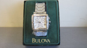 Ladies Bulova Watch