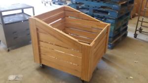 Maple bin