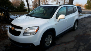 2012 Chevrolet Orlando LT with new motor only 50k
