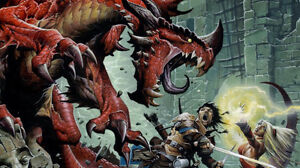 looking to buy D&D 3.5 or Pathfinder books