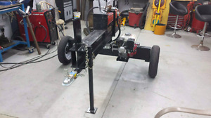 5.5hp log splitter