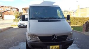 Dodge sprinter 2006 (mercedes-benz)