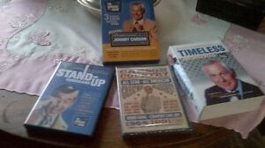 27 Years, 12 DVD's 1964-1991 of Johnny Carson