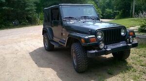 1998 Jeep TJ Autre