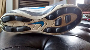 Nike soccer shoes Strathcona County Edmonton Area image 2