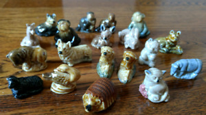 Wade animal figurines
