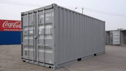 20FT New Build Shipping Container - Includes Delivery and GST