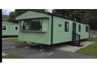Fantastic Static Caravan Grassington Skipton North Yorkshire