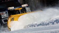 Snow Plowing Quotes! CALL NOW!