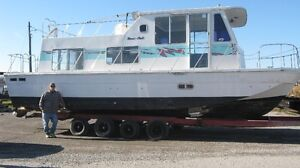 burscraft house boat Sarnia Sarnia Area image 10