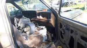 86 FORD RANGER TURBO DIESEL PARTS Prince George British Columbia image 3