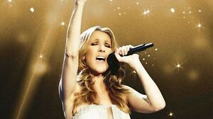 CELINE DION, Centre Bell, 08 aout 2016, ROUGE, Sect. 116, Rang.G