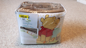 Winnie the Pooh Crib Bumpers