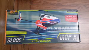 Blade Mcp X version 2 rc helicopter