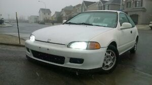 Honda civic 95 hatchback ( eg )