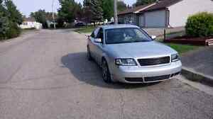 Full part out 01 audi a6