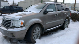 2007 Chrysler Aspen sale or trade