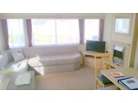 STATIC CARAVAN TO RENT AT 5* ROCKLEY PARK POOLE