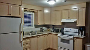 2 Bedroom Basement Apartment in Grand Falls Available April 1/17