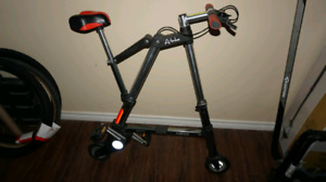 Collapsible A-bike great condition