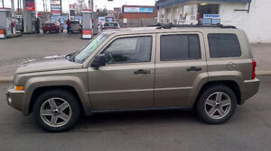 2007 Jeep Patriot 4x4 SUV, Crossover - $ 5495 / CERTIFIED