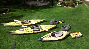 Advanced Elements Expedition Inflatable Kayak