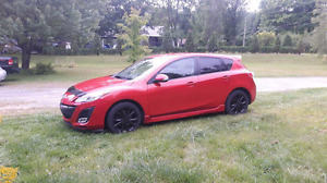 Mazda 3 gt 2010
