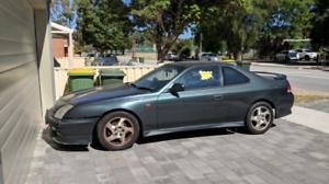 98 Honda Prelude VTI-R manual for sale