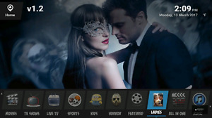2017 3D 4K MODEL Android TV running Kodi 17  krypton Edmonton Edmonton Area image 8