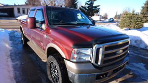2007 King Ranch F350 in Yorkton