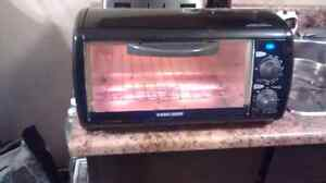 Toaster oven ..
