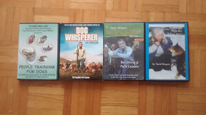 26 Dog Behavior/Training Books & 5 DVD'S Gatineau Ottawa / Gatineau Area image 2