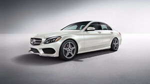 SAVE 19K - 2016 Mercedes-Benz C--300 - Sedan - full AMG INTERIOR