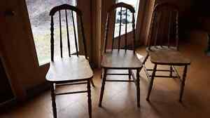 Antique chairs Prince George British Columbia image 4