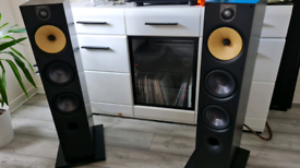 B&w speakers s683 s2 bowers and wilkins