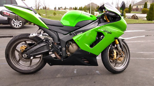 2005 Kawasaki ZX6R - Mint & Ready to Ride