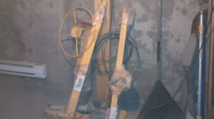 Panel lifter drywall-gyproc