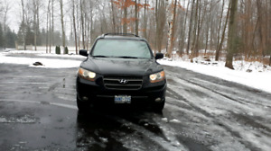 2007 HYUNDAY SANTA FE 3.3 AWD